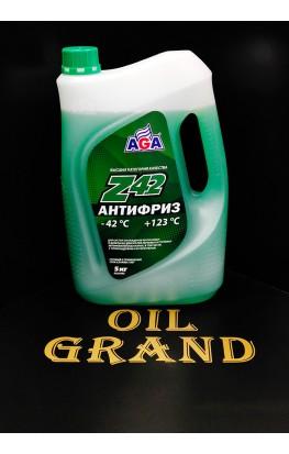 AGA Z-42 зеленый -42°С, 5кг