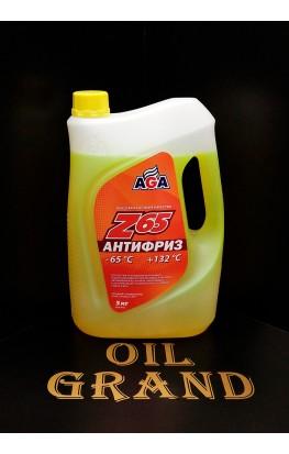 AGA Z-65 желтый -65°С, 5кг