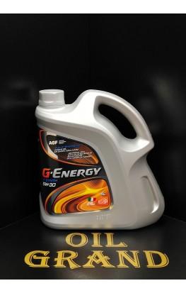 G-Energy F Synth 5W30, синтетическое, 4л