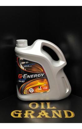 G-Energy Far East 5W30, синтетическое, 4л
