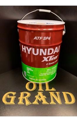 HYUNDAI XTeer ATF SP4, 20л