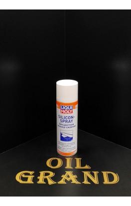 LiquiMoly бесцветная смазка-силикон Silicon-Spray, 0.3л