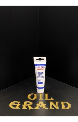 LiquiMoly силиконовая смазка Silicon-Fett, 100гр