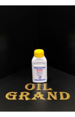 LiquiMoly Bremsenflussigkeit DOT 4, тормозная жидкость, 0.25л