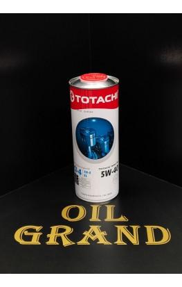 TOTACHI NIRO HD SYNTHETIC 5W40, синтетическое, 1л