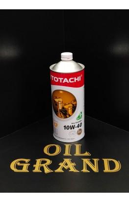 TOTACHI Eco Gasoline 10W40, полусинтетическое, 1л