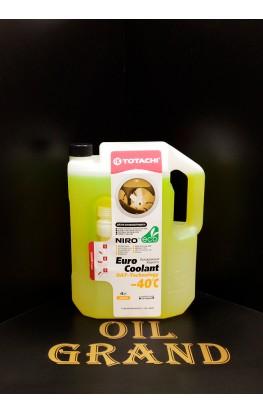 TOTACHI NIRO Euro Coolant -40C, 4л