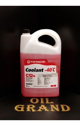 TOTACHI NIRO Coolant G12 Red -40C, 5л