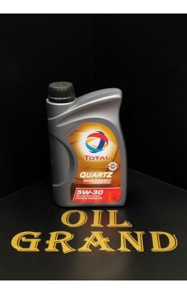 Total Quartz 9000 ENERGY HKS G-310 5W30, синтетическое, 1л