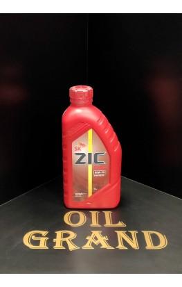 ZIC G-EP 80W90, полусинтетическое, 1л