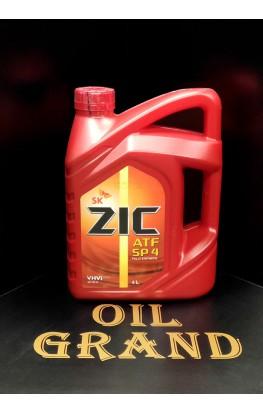 ZIC ATF SP 4, 4л