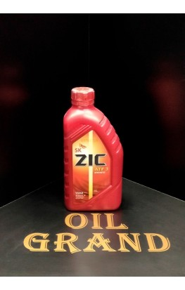 ZIC ATF 3, 1л